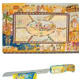 Bible Stories Challah Board